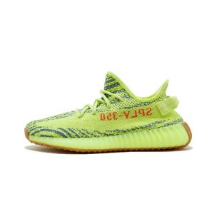 "Fake Yeezy 350 V2 ""Semi Frozen Yellow"""